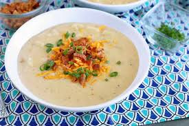 tasty wam and yummie potato soup