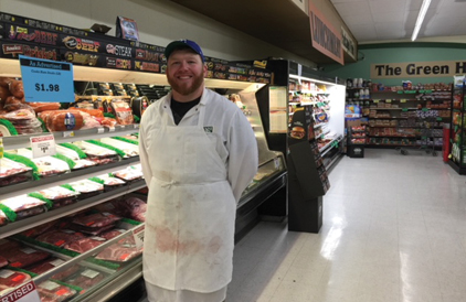 Doug, Meat Department
